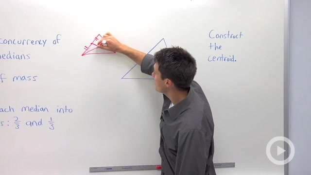 Constructing the Centroid - Problem 1