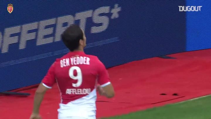 Wissam Ben Yedder fires brace past Stade Rennais