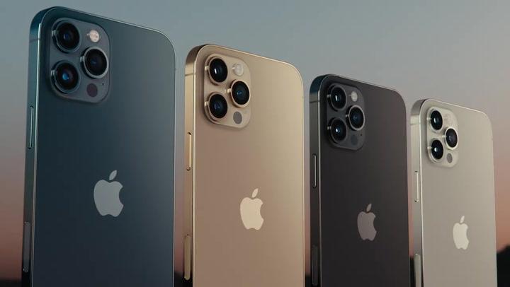 Así es el nuevo iPhone 12 Pro