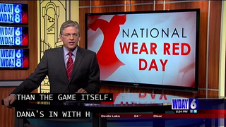 """Wear Red Day"" Friday to raise awareness of heart disease among women"