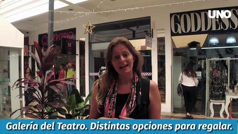 En Galería del Teatro de Paraná hay obsequios originales para regalar en esta Navidad