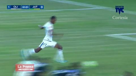 Juticalpa le saca un empate al Olimpia, que comparte liderato