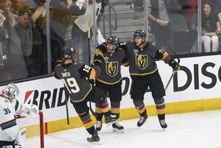 Golden Edge: Knights winning despite slow starts