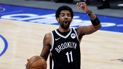 Can Nets remain in hunt for a title with Kyrie Irving playing part-time?