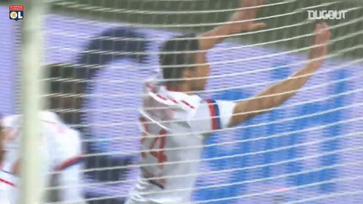 Alexandre Lacazette steals three points vs Stade de Reims