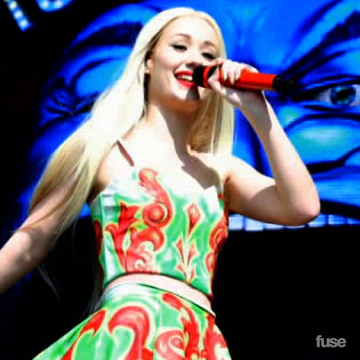 Iggy Azalea Talks Sonic Experimentation