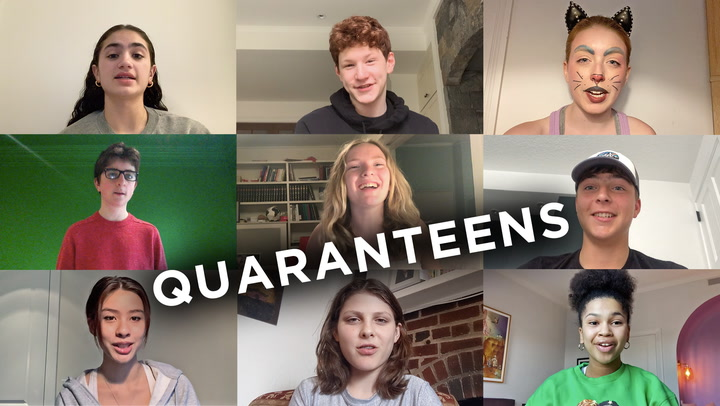 We Asked Real 'QuaranTeens' How Isolation at Home is Going & They Have Big Feelings