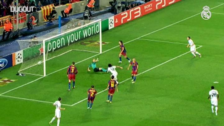 Los jugadores del Real Madrid saben cómo marcarle al FC Barcelona