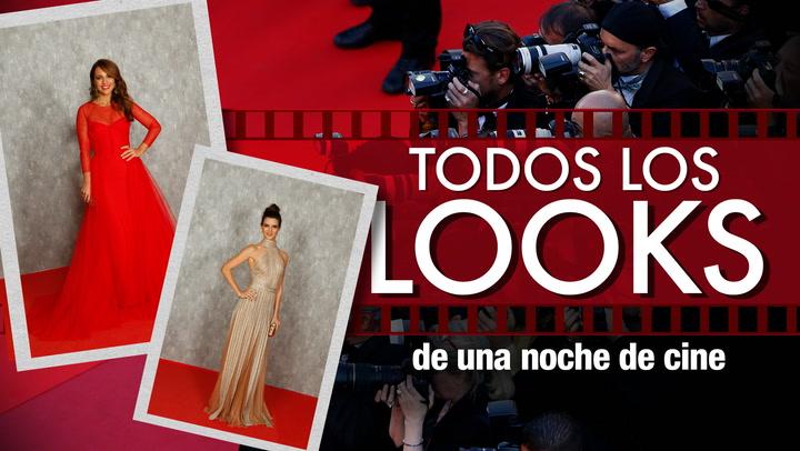 En vídeo: La alfombra roja de los Premios Goya