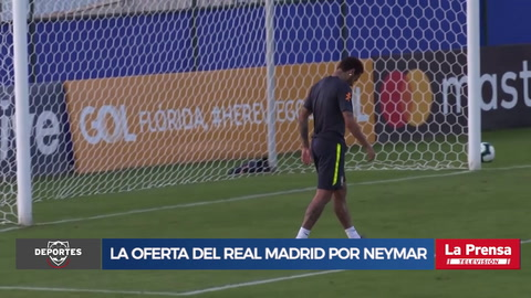 La súper oferta que el Real Madrid ha realizado por el fichaje de Neymar