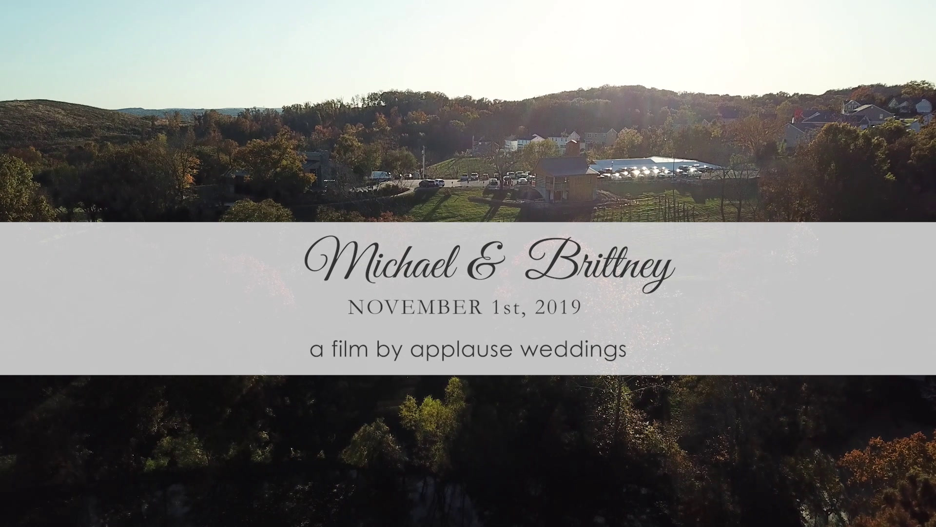 Michael + Brittney | Pacific, Missouri | Haue Valley Weddings And Events