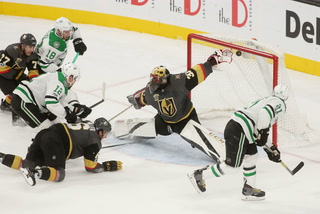 Golden Edge: Knights Shut Out Against Stars