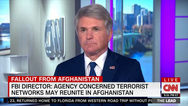 McCaul: Lawmakers 'Walked Out' of Briefing with Biden Admin. on Afghanistan - 'Still Hundreds of Americans' in Afghanistan