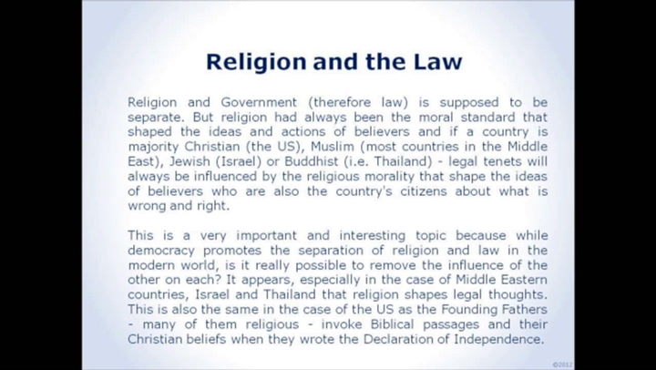 What is the Relationship between Ethics and Religion?