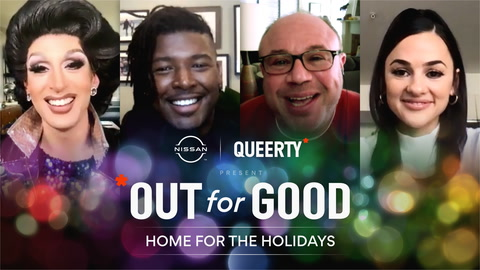 OUT FOR GOOD: Home for the Holidays