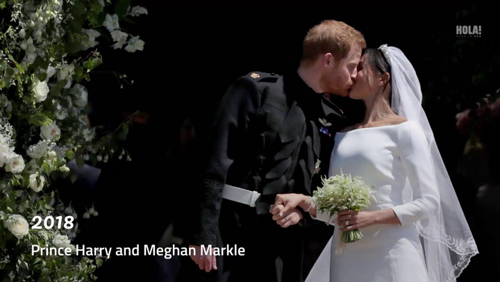 The most romantic royal weddings