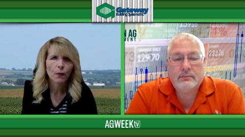AgweekTV's Michelle Rook and Randy Martinson of Martinson Ag Risk Management talk about how China's corn purchases have pulled the corn market up while improving weather conditions and expected acreage have hurt other crops.