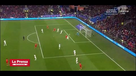Video: Gales y Gareth Bale clasificaron a la Eurocopa 2020