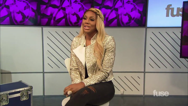Tamar Braxton Talks Work-Life Balance, Her 'The Real' Co-Hosts & More