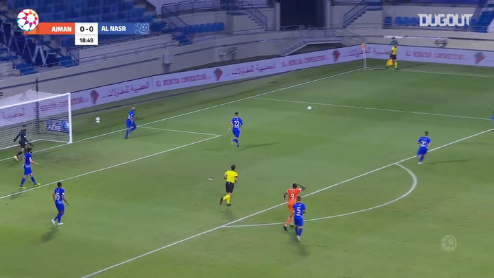 Highlights: Al-Nasr 3-0 Ajman
