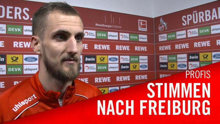Stimmen nach Freiburg