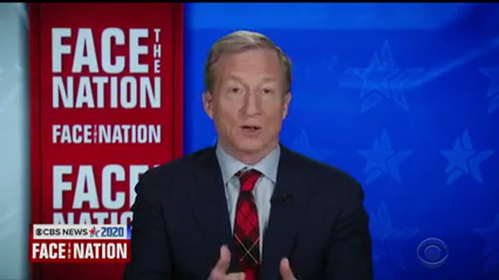 Tom Steyer: 'Trump Is a Terrible Economic President'