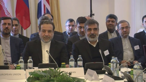 Irán aumenta la presión al anunciar que sus reservas de uranio superarán pronto el límite