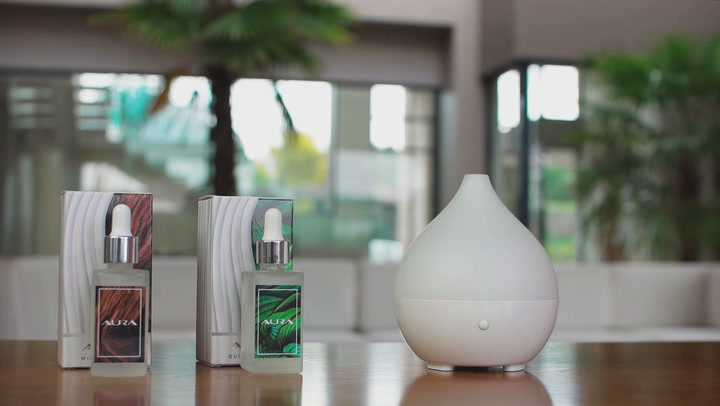 Preview image of Aura Nomad Ultrasonic Diffuser - How it works video