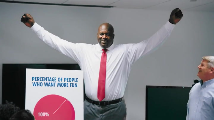 """Shaquille """"Shaq"""" O'neal Named Chief Fun Officer Of Carnival Cruise Line"""