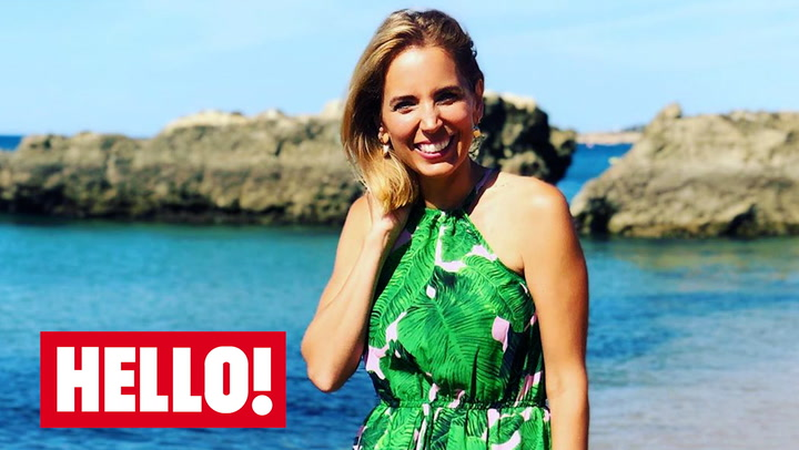 A Place In The Sun\'s Jasmine Harman\'s fabulous floral wardrobe revealed