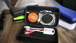 Electronics Travel Case
