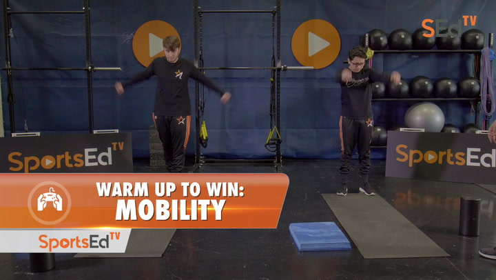Warm Up To Win: Improving Mobility For Esports