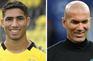 Zidane se pronuncia sobre el futuro de Achraf Hakimi y su inminente fichaje por el Inter de Milán