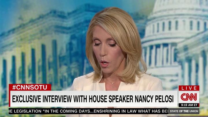 Pelosi: Omar Is a 'Valued Member' of Dem Caucus