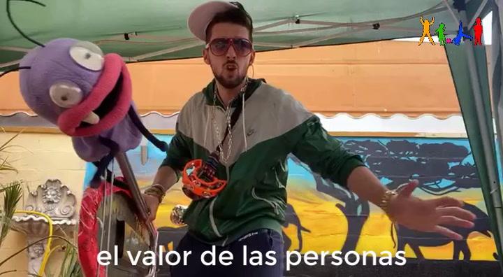 Video Musical Dedicado A Los Jóvenes En El Covid-19
