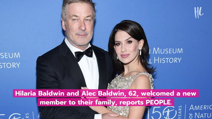 Alec & Hilaria Baldwin Welcome 6th Child Less Than 6 Mos.