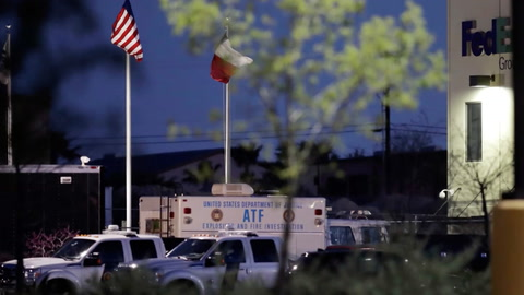 Texas Shaken  by Fifth Bomb