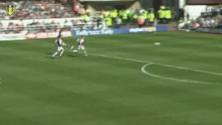 Leeds United's best goals against Arsenal