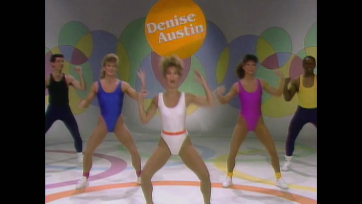 Denise Austin: The Complete Workout