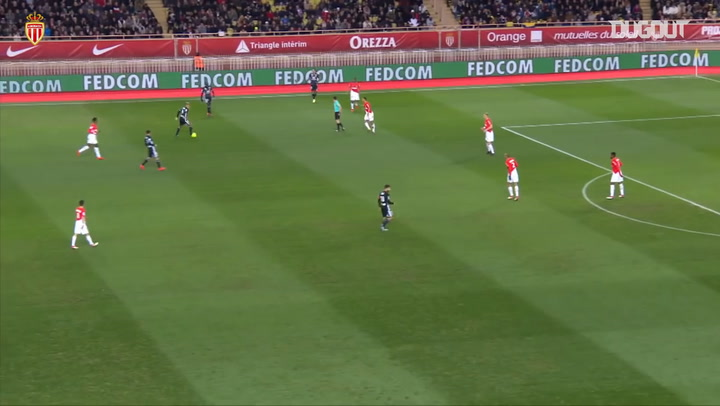 AS Monaco Fight Back From Two Down Vs Lyon