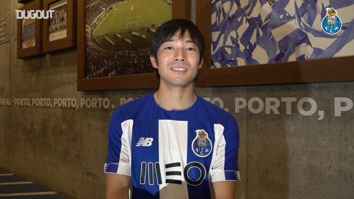 Shoya Nakajima Signs For FC Porto