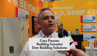 IBS: Dow Building Solutions reveals high performance homes