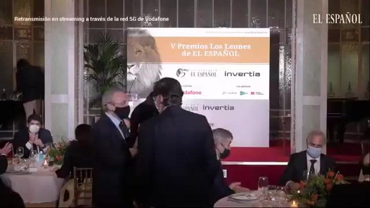 Las redes 'estallan' tras una polémica fiesta de 150 personas a la que acudieron Salvador Illa y Florentino Pérez