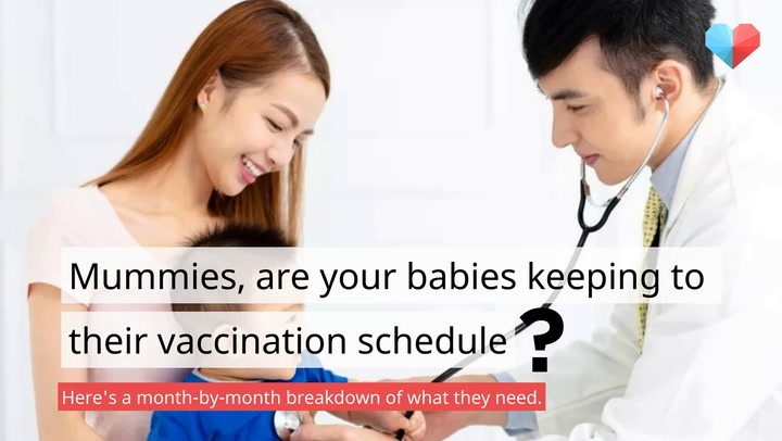 16-9 Vaccination schedule in Singapore for babies and children mp4