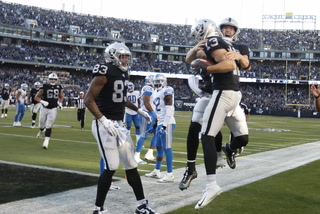 Raiders Hold On Against Lions in Home Return – VIDEO