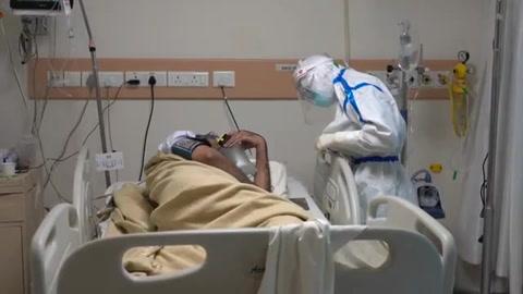 India se convierte en el tercer país en número de casos de coronavirus