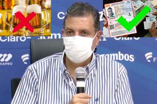 Prohibiciones para la vuelta al público en los estadios de Honduras: sólo ingresarán 150 miembros de la barra local