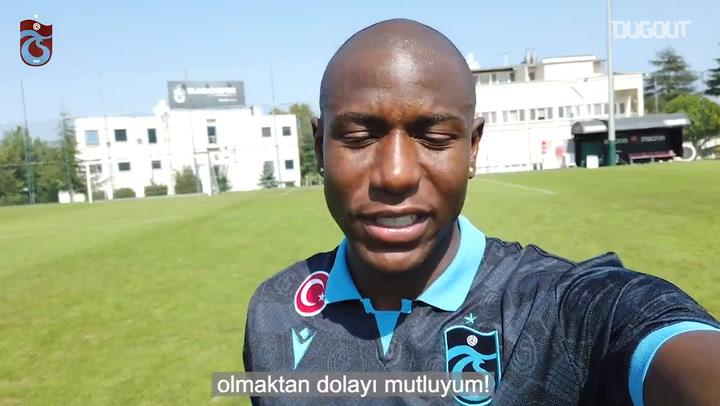 Benik Afobe Trabzonspor'da!
