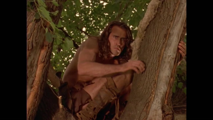 Tarzan and the Mystery of the Lake