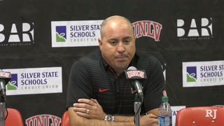 Tony Sanchez talks about loss to Utah State